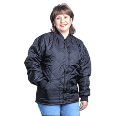 Quilted Insulator Jacket by Snap N Wear