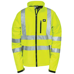 Cat Hi-Vis Softshell Jacket