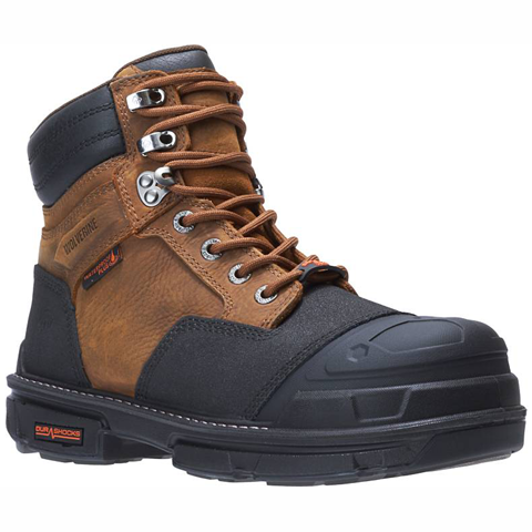 "YUKON CARBONMAX 6"" BOOT 191009"