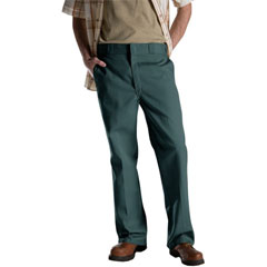 Dickies Lincoln Green Twill Pant 874