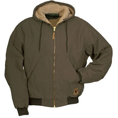 Berne Sherpa Hooded Jacket