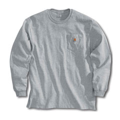 Carhartt Long Sleeve T-Shirt K126