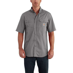 Carhartt Force Ridgefield SS Shirt- new colors