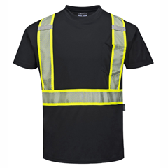Portwest Iona Xtra Short Sleeve Refletive Tee
