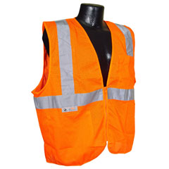 Radians Orange HiViz Vest SV2ZOM